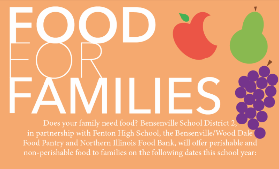 Image of Food for Families logo
