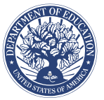 Image of U.S. Department of Education's logo