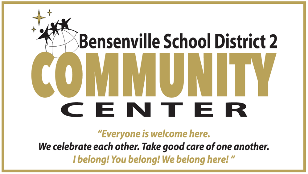 Image of the BDS2 Community Center sign