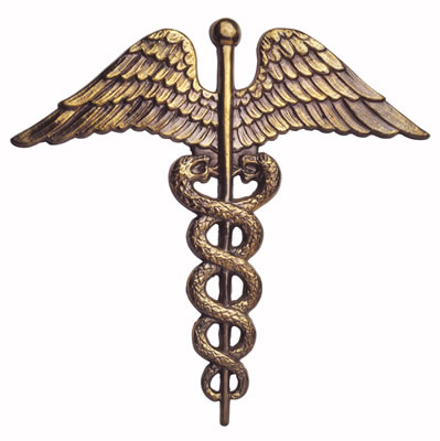 Clipart image of medical cross symbol